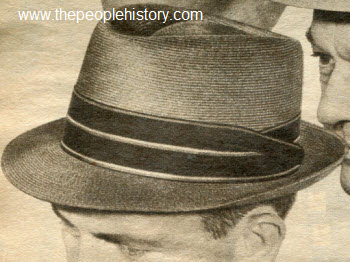 1962 Tapered Telescope Hat