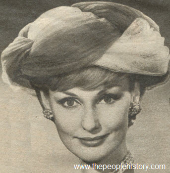 1962 Tulle Cloud Hat