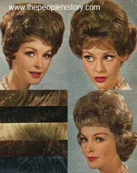 1963 High Fashion Wigs