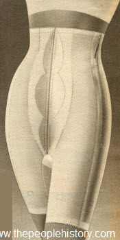 1963 Long Leg Slimming Panty