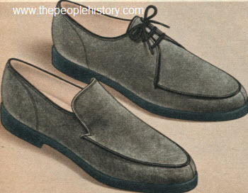 1963 Pigskin Slip On and Oxford