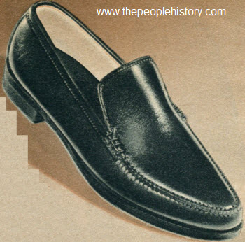 1964 Top Grain Leather Casual Shoe