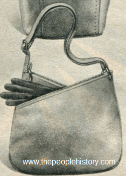 1965 Shoulder Pouch