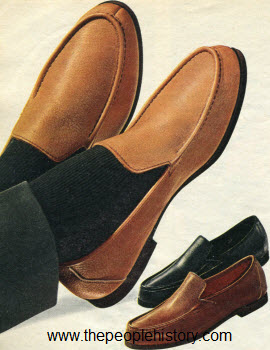 1967 Casual Slip On Shoe