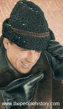 1967 Tyrolean Style Hat