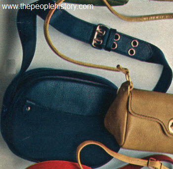 1969 Adjustable Strap Bag