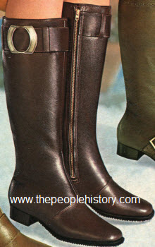 1969 High Buckle Boot