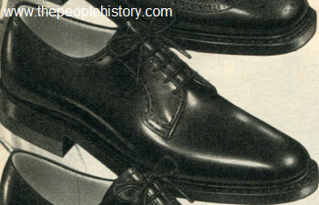 1969 Plain Toe Oxford
