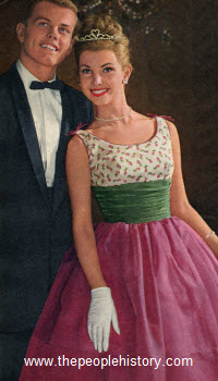 1960 Fashion Clothes Part of Our