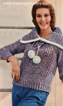 1961 Pullover Sweater