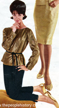 1962 Lounge Top and Pants
