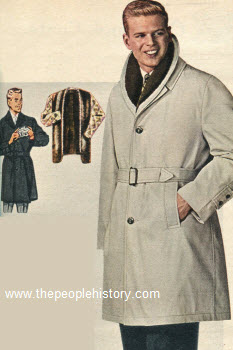 1963 Three In One Coat