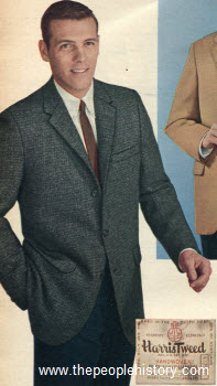 1963 Tweed Sport Coat