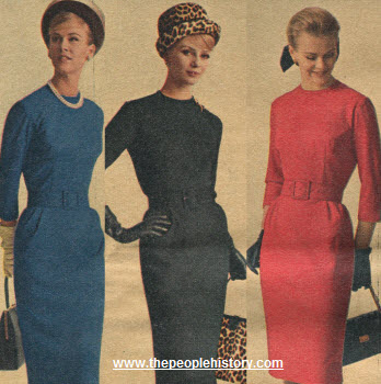 1964 Indispensable Dress