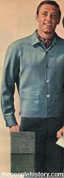 1964 Men's Shirt Jac