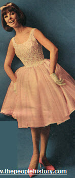 1964 Fashion Clothes Part Of Our Sixties Fashions Section