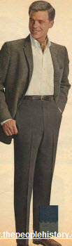 1964 Plain Slacks