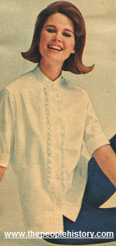1964 Ruffled Shirt