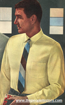 1964 Slim Taper Shirt