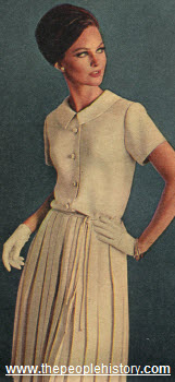 1964 Step In Dress