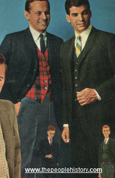 1965 Four Piece Suit
