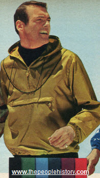 1965 Pullover Wind Jacket
