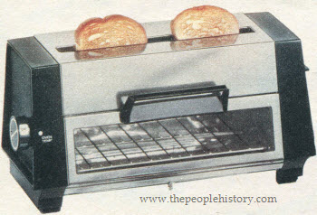 1975 Combo Toaster and Mini-Oven