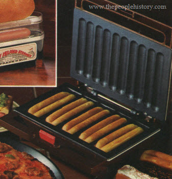 1978 Quick Baker and Hot Dog Maker