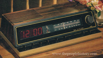 1979 His and Hers Alarm Clock