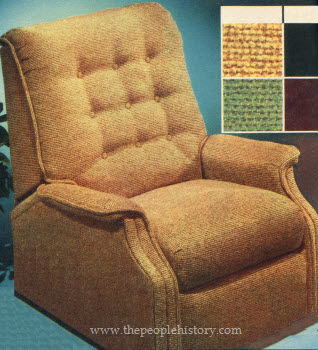 1976 Wall Hugger Recliner