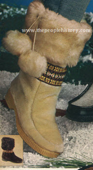 Snappy Snow Boot 1972