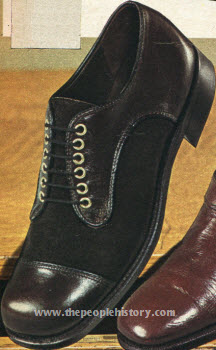 Spiffy Lacer Shoe 1972