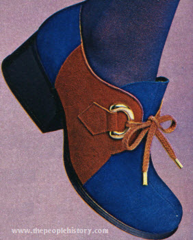 Two Tone Bootee 1972