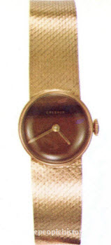 Cresaux Tiger Eye Watch 1974