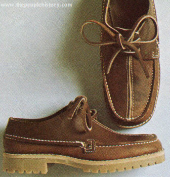 Hiking Shoes 1974