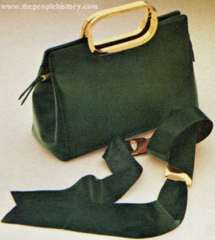Leather Handbag 1974