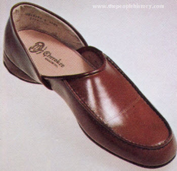 Moccasin Slipper 1974
