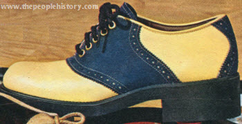 Seventies Fashion Accessories From 1975 Including Shoes