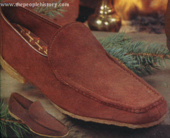 Crepe Sole Slip-On 1976