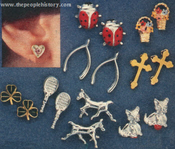 Earrings 1976