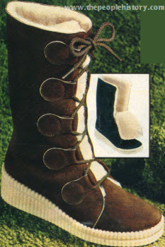 Ghillie Lace Boot 1976