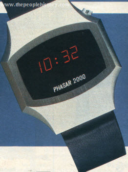 Phasar 2000 Watch