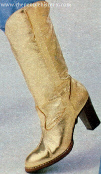 Gold Boots 1977