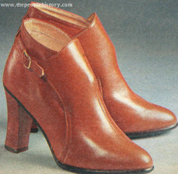 Ankle High Boots 1979