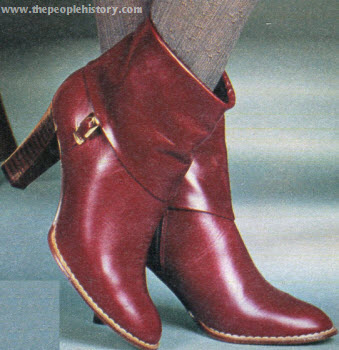 Buckle Trim Boot 1979
