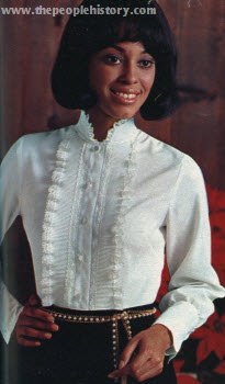 Mini Pleat Shirt 1970