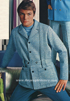 Selection Of 1970s Men S Fashion Clothing With Photos