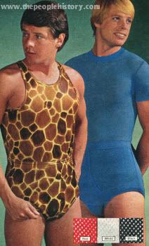 Men's Underwear 1971