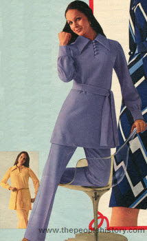Tunic and Pants Outfit 1971