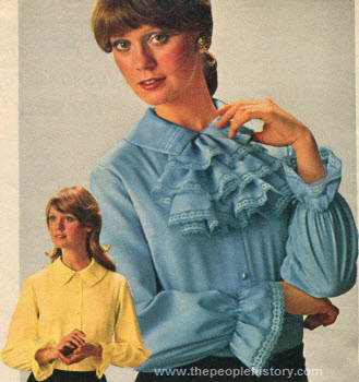 Two-Way Blouse 1971